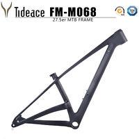 12*148mm 27.5er Plus T800 Carbon Fiber Mountain Bike Frames PF30 31.6mm Seatpost
