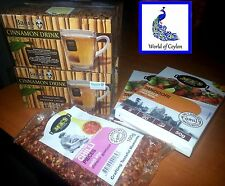 Ceylon Spicy Treasure Package - Tandoori Masala, Chilli Flakes & Cinnamon Tea