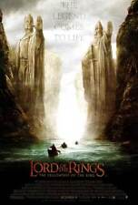 LORD OF THE RINGS 1: THE FELLOWSHIP OF THE RING Movie POSTER D 27x40 Elijah Wood