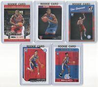 JIMMY BUTLER Ben Simmons Joel Embiid Larry Shamet Fultz Rookie Card RC lot 76ers