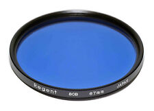 Brand New Regent (Kood) 80B Filter Made in Japan 67mm Cool Down Filter