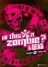 Is This a Zombie: Season Two (DVD, 2013, 2-Disc Set, Limited Edition)