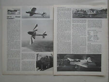 7/1975 ARTICLE 2 PAGES CAP 10 STAMPE SUCCESSOR ? AVIONS MUDRY CAP 20L