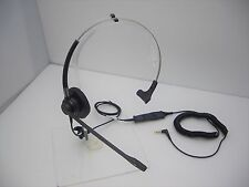 FM300 Mono Headset for iPhone Samsung Blackberry LG HTC 3.5mm jack mobile phone