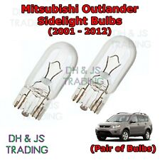 Mitsubishi Outlander MK2 HB4XS 501 55w Super White Xenon Low//Side Light Bulbs