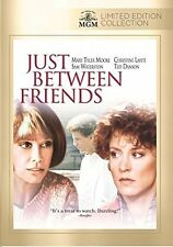 Just Between Friends 1986 (DVD) Mary Tyler Moore, Christine Lahti Ted Danson New