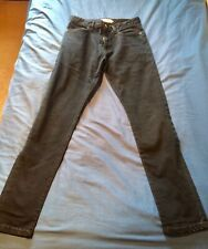 Mens/teenager Boys Skinny Jeans/ Next/ 30R/ Dark Blue/ Worn Once