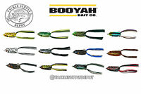 Booyah Pad Crasher Frog Topwater Hollow Body 1/2oz - Pick