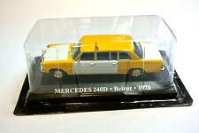 MERCEDES 240 D Beirut 1970  IXO 1/43 J47