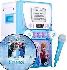 Karaoke Machine Disney Frozen Singing Kids New Free Shipping Perfect Gift!!!
