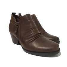 Baretraps Women's Roper Brown Booties - Size 6