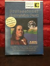 Department Professional Conversion Pack ASDG Software for Amiga Ver2 A3
