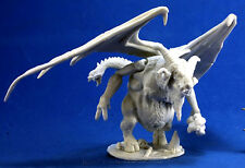 1 x ORCUS - BONES REAPER figurine miniature jdr rpg d&d demon lord undead 77316