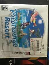 Pilotwings Resort NINTENDO DS 3DS play in 2D or 3D modes for all ages