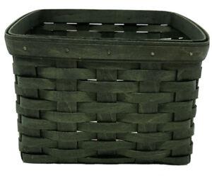 Longaberger 2006 Sort & Store Desktop Green Basket