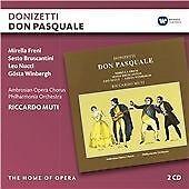 Riccardo Muti - Donizetti: Don Pasquale 2 CD Set New