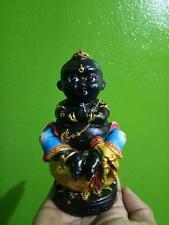 KumanThong Thai Buddha thai amulet Arjan Manit Beautiful gumanthong Statue