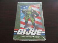 1991 Impel G.I. JOE Factory Sealed Wax Box w/36 Wax Packs !!!!!