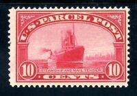 USAstamps Unused FVF US 1912 Parcel Post Steamship Scott Q6 OG MNH
