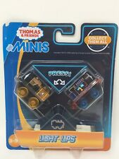 Thomas and Friends Light-Up Minis Thomas and Stephen New Sealed