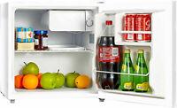 SMAD 1.6 Cu Ft Compact Refrigerator Single Door Mini Fridge with Freezer Office