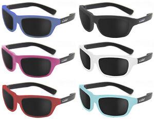 Kushies Baby Newborn Infant Toddler Kid's Protective Anti UV Sunglasses - C551