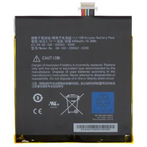 "Amazon 1st Generation Kindle Fire 7"" D01400 Battery 3.7V 4400mAh 3555A2L"