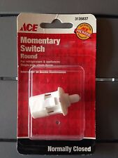 Ace Momentary Switch, Round, Single Pole, Single Throw 3135837 Normally Closed