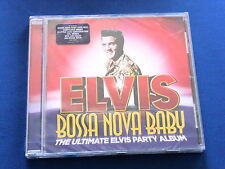 Elvis Presley - Bossa nova baby - The ultimate Elvis party album - CD SIGILLATO