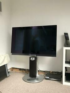 Bang & Olufsen BeoVision 7-40 MK5  with Beolab 7.4 and Motorised FloorStand