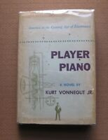 "PLAYER PIANO by  Kurt Vonnegut - 1st/BC HCDJ 1952  Scribner  ""A"""