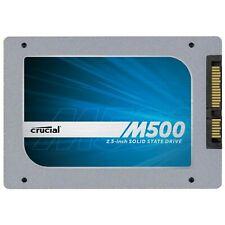 "Crucial M500 960GB 2.5"" 6GB/s Internal SSD Solid State Drive CT960M500SSD1"