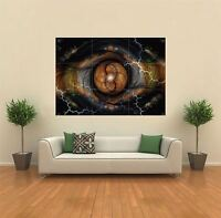 FRACTAL PATTERN NEW GIANT POSTER WALL ART PRINT PICTURE X1339
