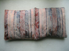 """PAIR OF CUSHIONS - 16"""" SQUARE"""