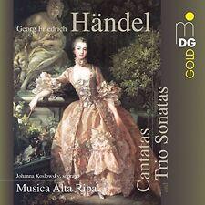 Handel - Kantaten Und Triosonaten [CD]