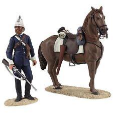 W Britain - Zulu War Natal Carbineer Dismounted No.1 #20168
