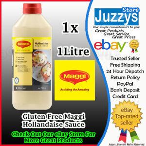Maggi Hollandaise Sauce 1L Gluten Free
