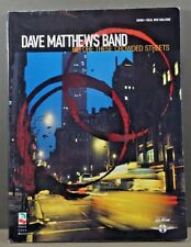 Dave Matthews Band Before These Crowded Streets Vocal Guitar Tab Music Book