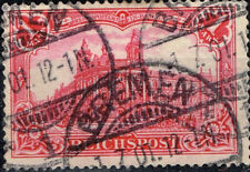 Germany Central Post Office in Berlin Reich Post classic stamp 1900 #62