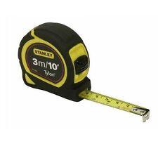 Mètres Stanley à ruban et règles pour le bricolage 3m