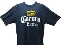 Corona Extra Original Logo Cerveza Beer Alcohol Men's T Shirt BIG & TALL SIZES