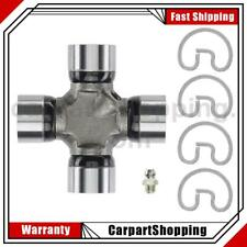 1 MOOG Driveline Products Universal Joint At Rear Axle For Chevrolet Chevelle