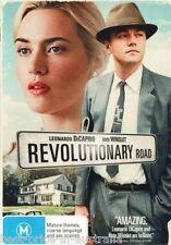 Revolutionary Road DVD TOP 1000 Leonardo DiCaprio Kate Winslet BRAND NEW R4
