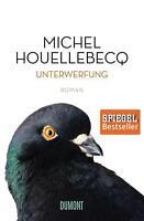 Unterwerfung von Michel Houellebecq (2015, Gebundene Ausgabe)