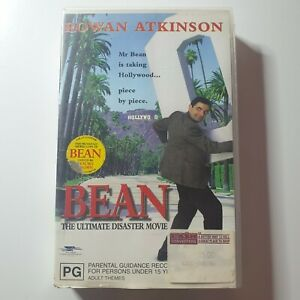 Bean: The Ultimate Disaster Movie | VHS Movie | 1997 | Rowan Atkinson | Comedy