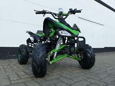 125ccm Quad ATV Kinder Quad Pitbike 4 Takt Motor  Quad ATV 7 Zoll RV-Racing Grün