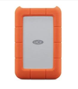 Lacie Rugged USB-C 1 TB Portable Hard Drive