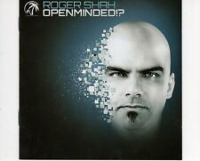 CD ROGER SHAHopenminded?NEAR MINT 2CD  (A0122)