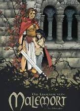 Die Legende von Malemort 3, Splitter