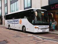 National Holidays NH63CYH 6x4 Quality Bus Photo B